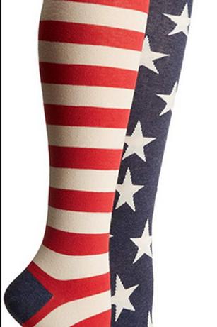 "Knee High ""Flag Vintage"""