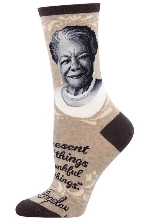 "Crew ""Maya Angelou"" nat"