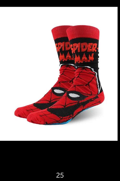 Men's Spider man