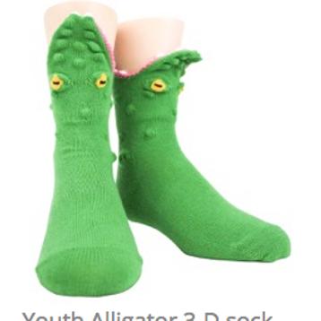 """3D """"Alligator"""""""