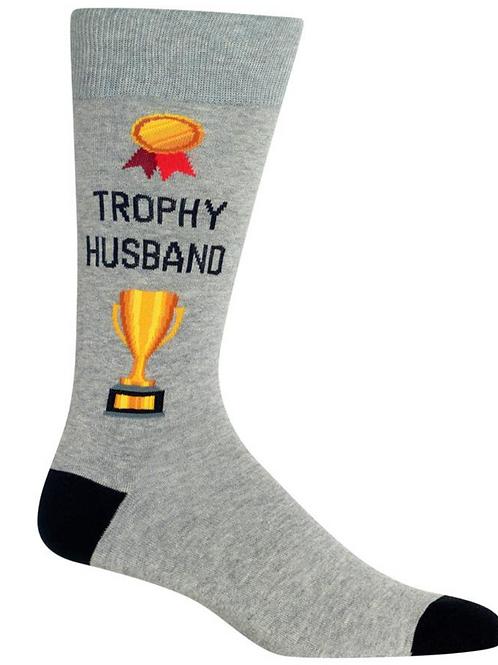 "Mens "" Trophy Husband"""