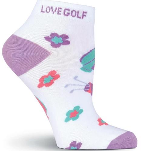 """Womens no show """" I love Golf"""""""