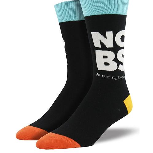 """crew """" no boring socks"""""""