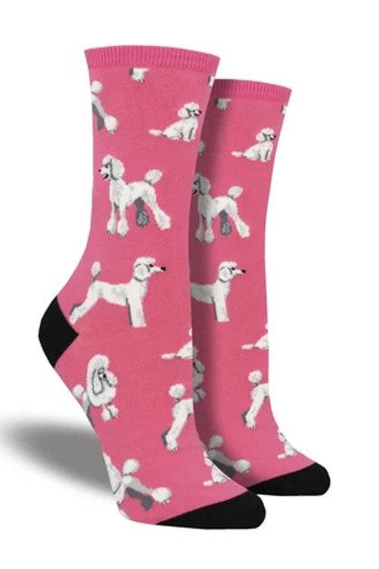 "Crew' Poodle"" pink"