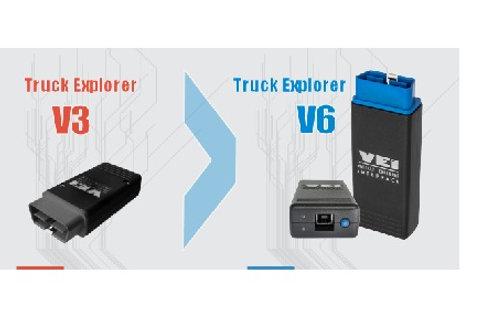 Cloned Truck Explorer v.3  exchange to v.6.XX