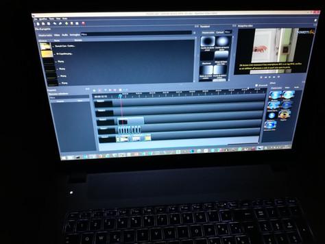Editing dei video del Made in Pavia 2018