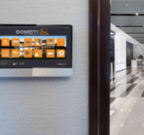 Uffici prenotabili ad ore in domotica KNX e Superisore Domoti-Care
