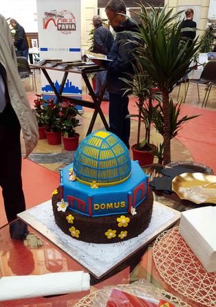 Made in Pavia - Torta Domus Pavia