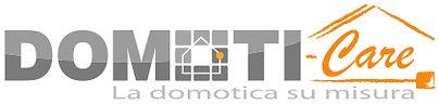 Logo Domoti-Care - La domotica konnex knx su misura