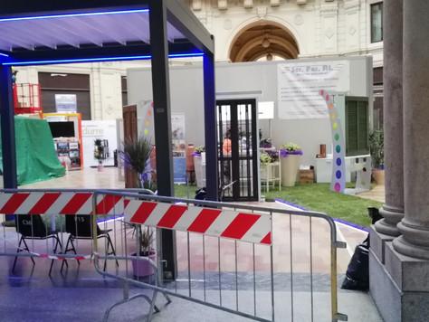Made in Pavia 2018 - Work in progress