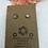 Brown 8mm earrings