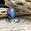 Thumbnail: Pink/blue/purple pendant set