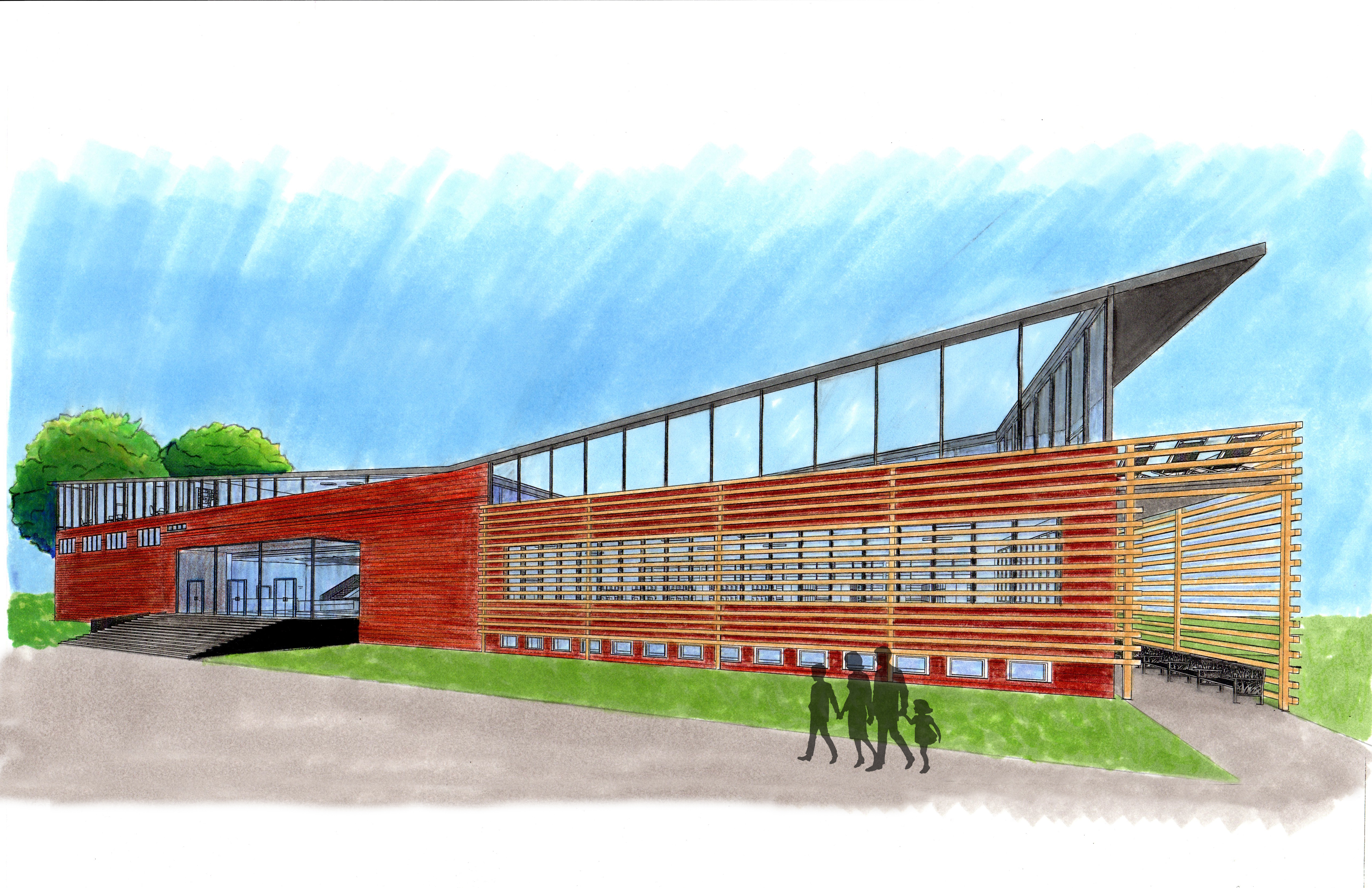 C.B. MOORE Recreation Center