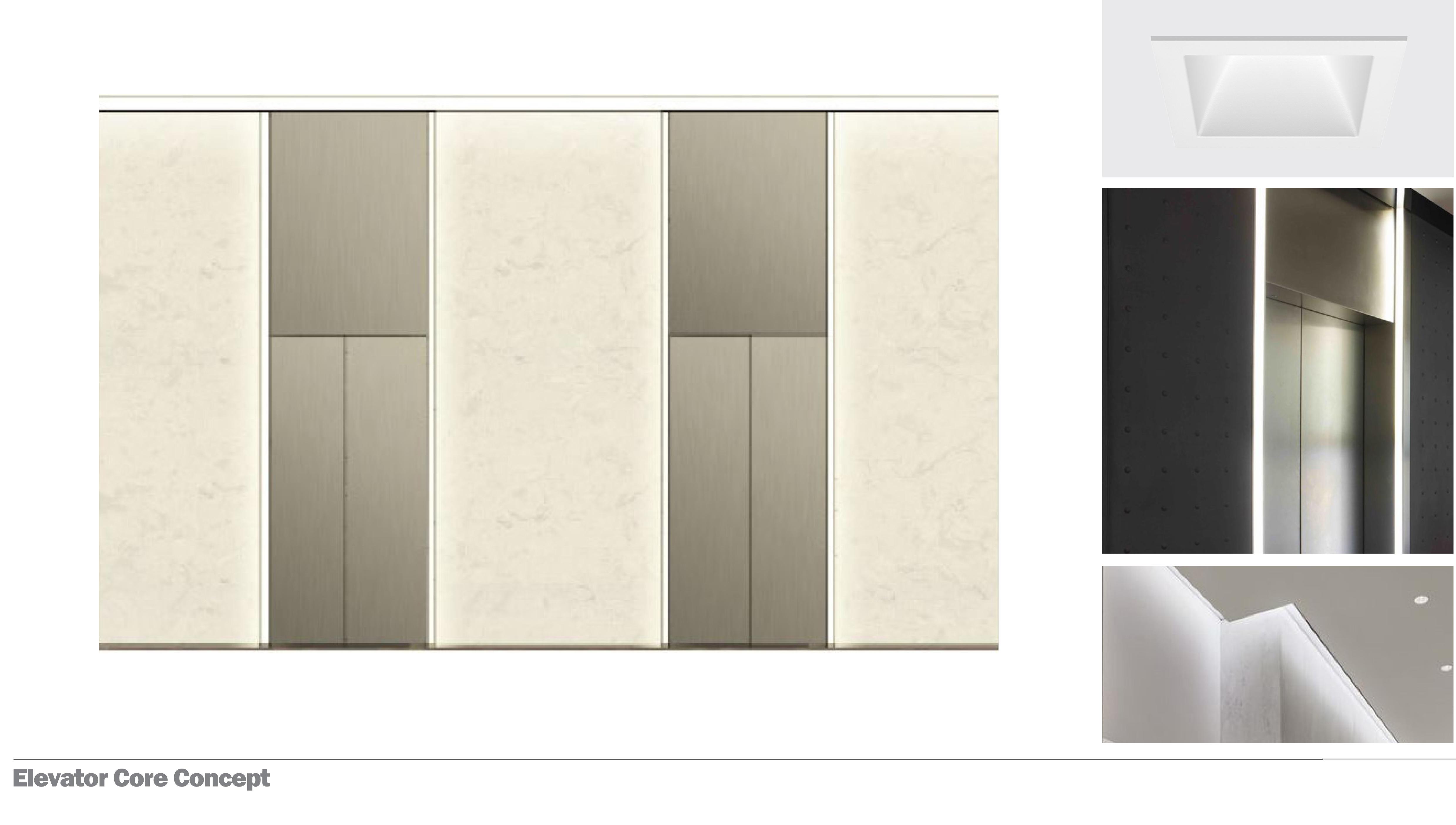 Elevator Core Concept