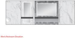 Restroom Elevation