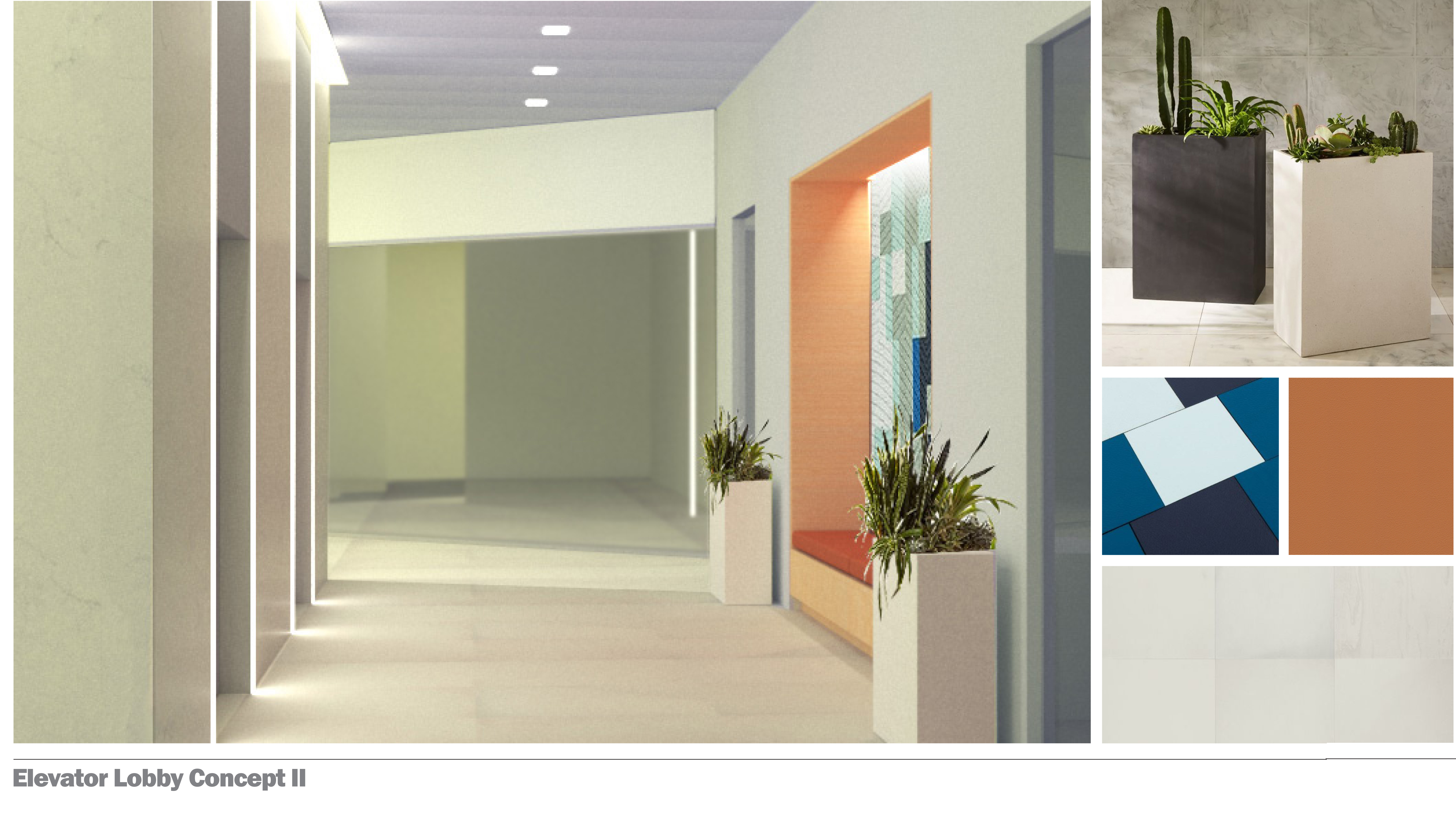 Elevator Lobby Concept II