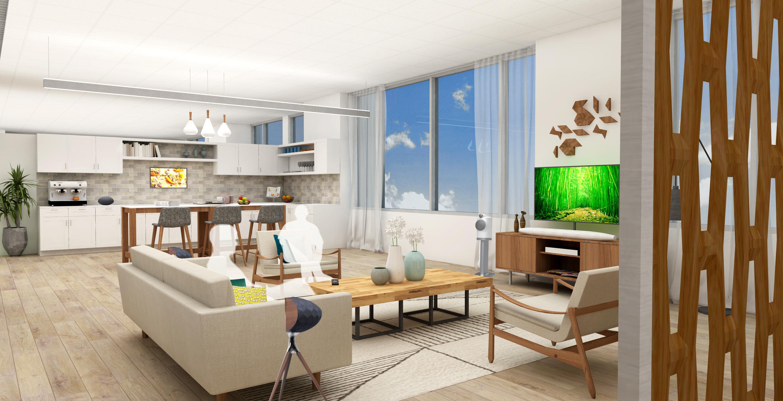 Living Room Showroom
