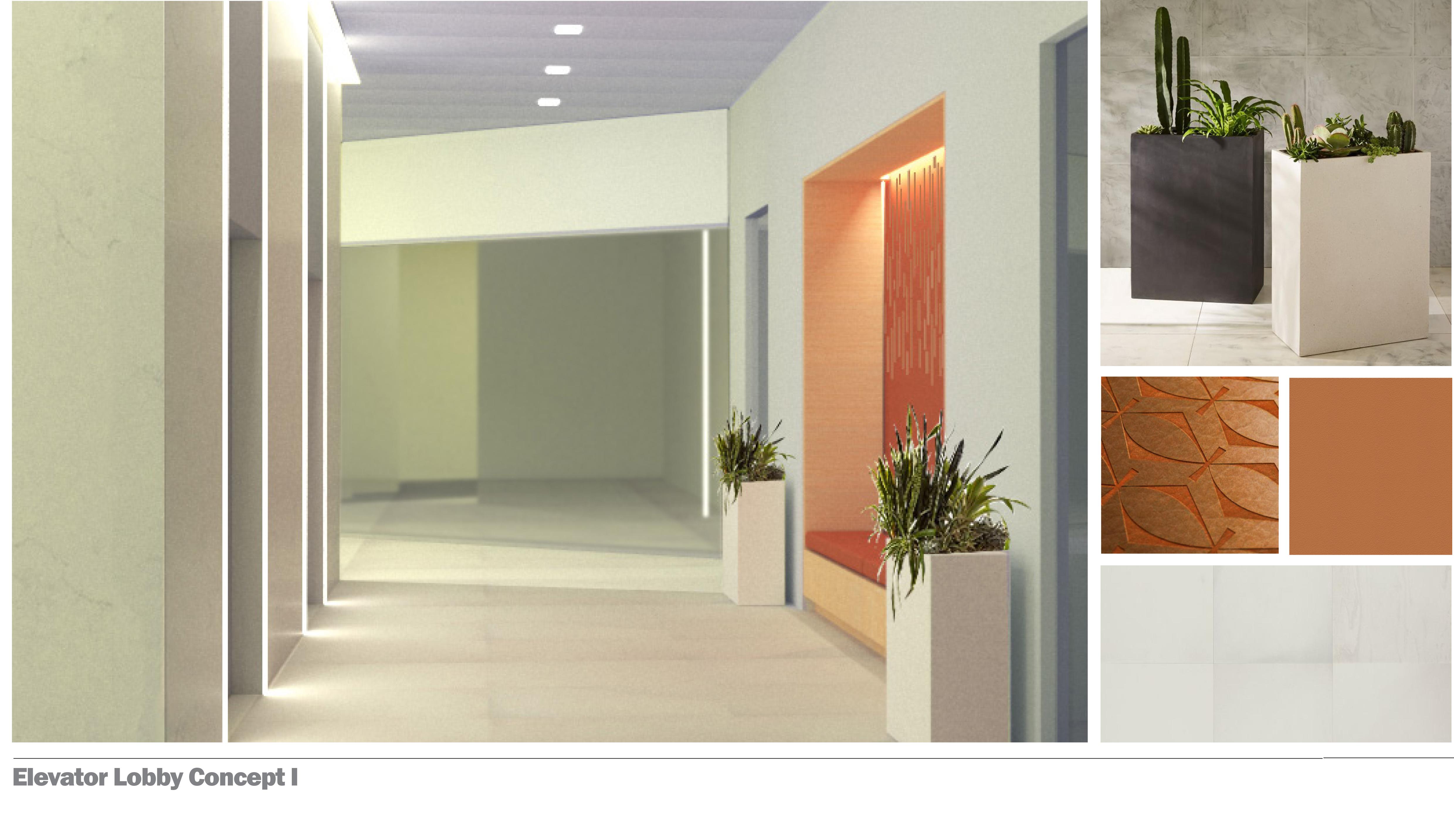Eevator Lobby Concept I