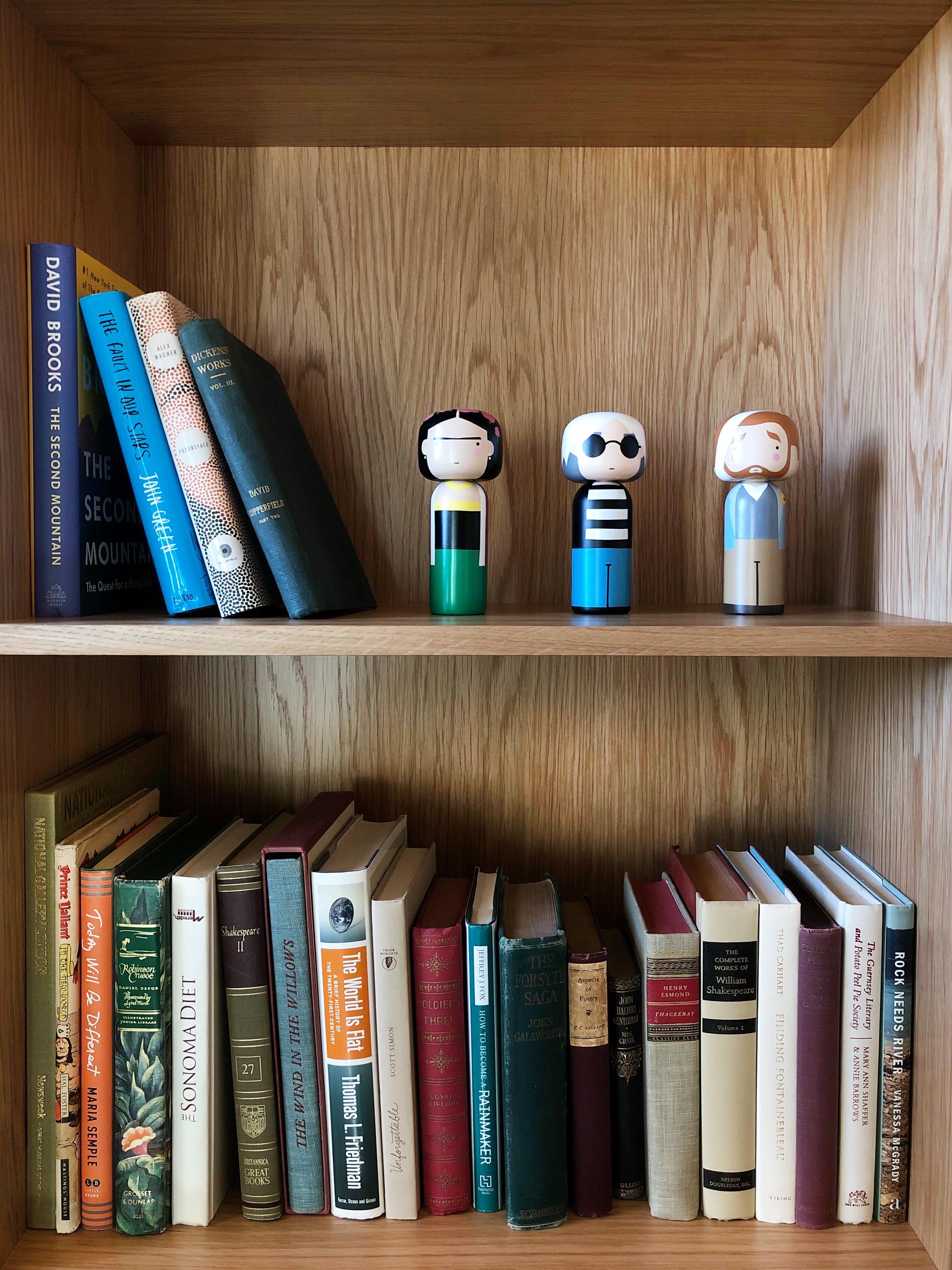 Bookcase Details