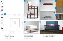 2nd Flr Furniture & Finishes