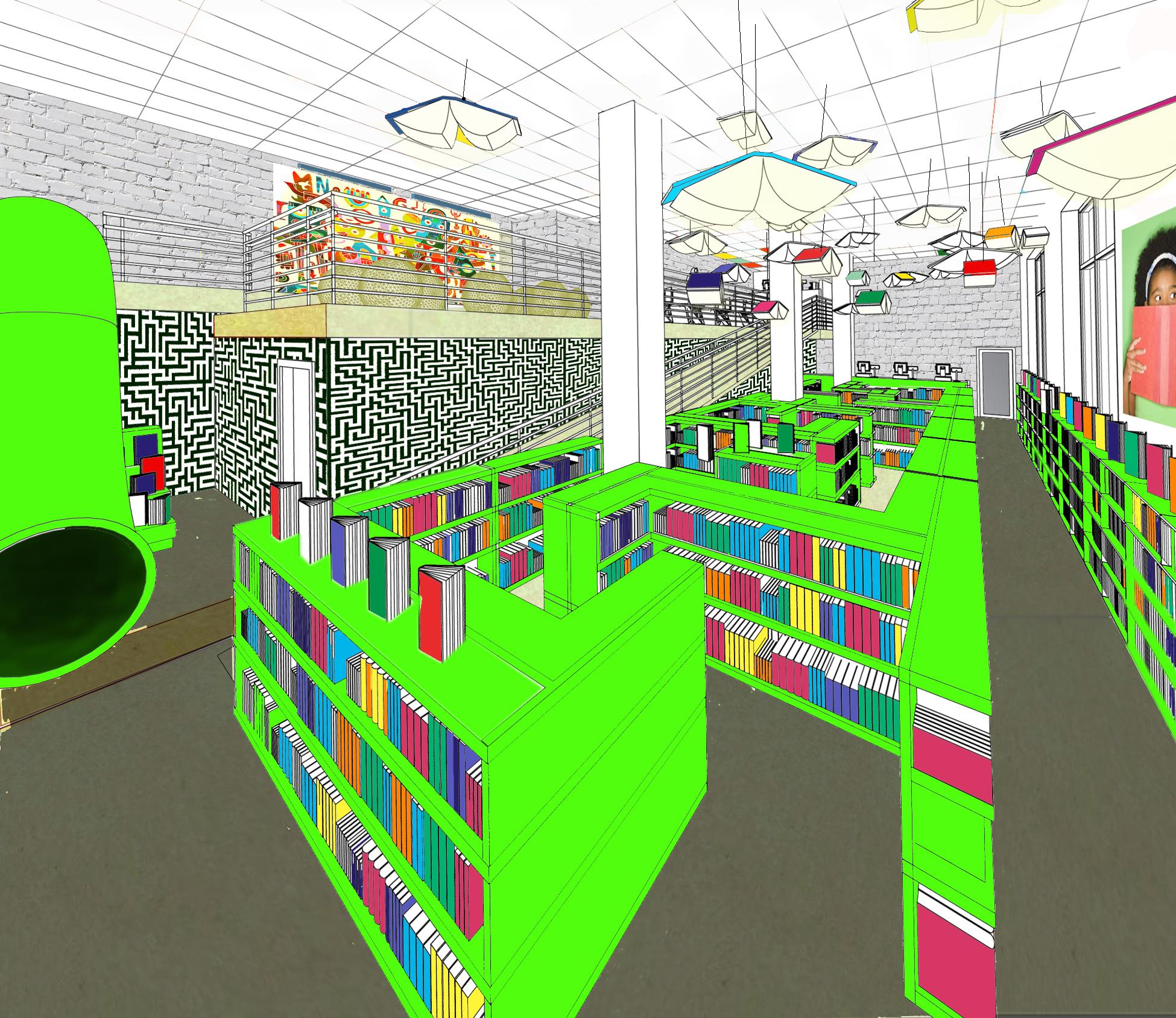 Maze Children's Bookstore