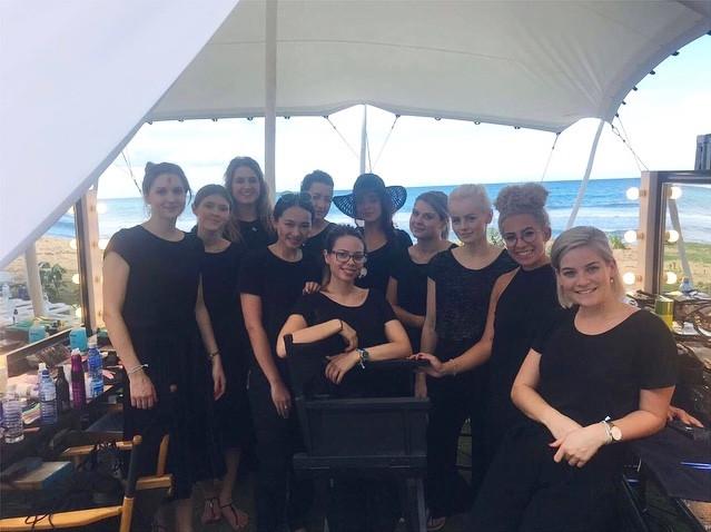 Germany´s next Topmodel 2018 - Dominikanische Republik in coop. with Famous Face Academy