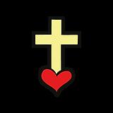 Cross & Heart
