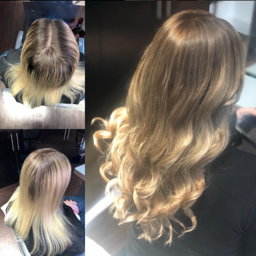 Client 3 – Before + After