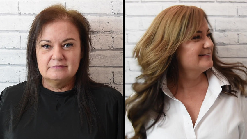 Client 15 –Before + After