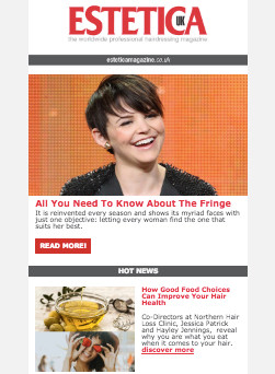 Estetica e-newsletter