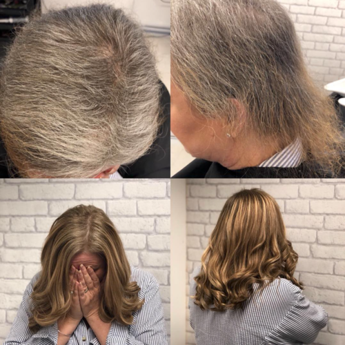 Client 11 –Before + After