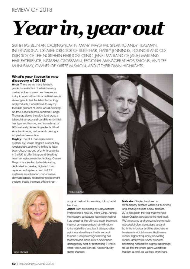 The Salon Magazine
