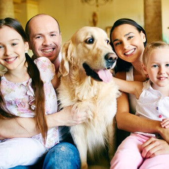 Os benefícios de se ter um animal de estimação para as crianças