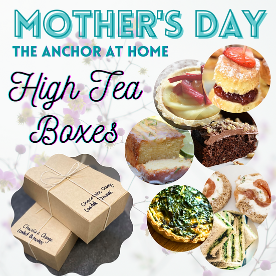 Mother's Day High Tea Box - March 14th