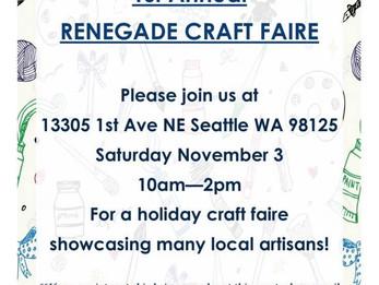 LPW's 1st Renegade Craft Faire