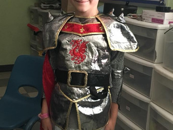What a KNIGHT!