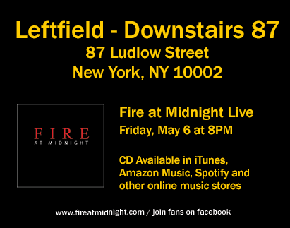fire at midnight live