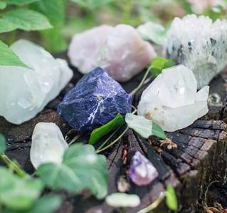 Los cristales, regalos de la tierra