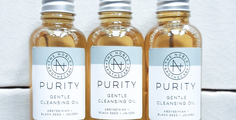 Purity Gentle Cleansing Oil 30ml