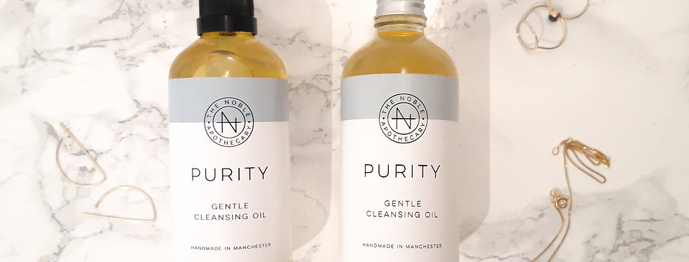 2 X 100ML PURITY GENTLE CLEANSING OIL