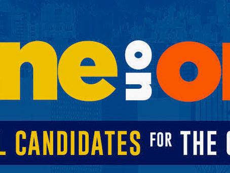 2021 Greatest MINDS One-On-One Boston Mayoral Candidates Forum
