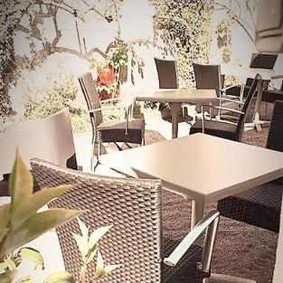 Terrasse Jardin, 25 places au calme