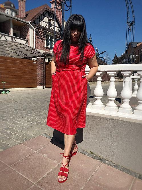 Платье LEDY IN RED