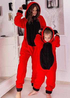 Пижама( мама и дочь)