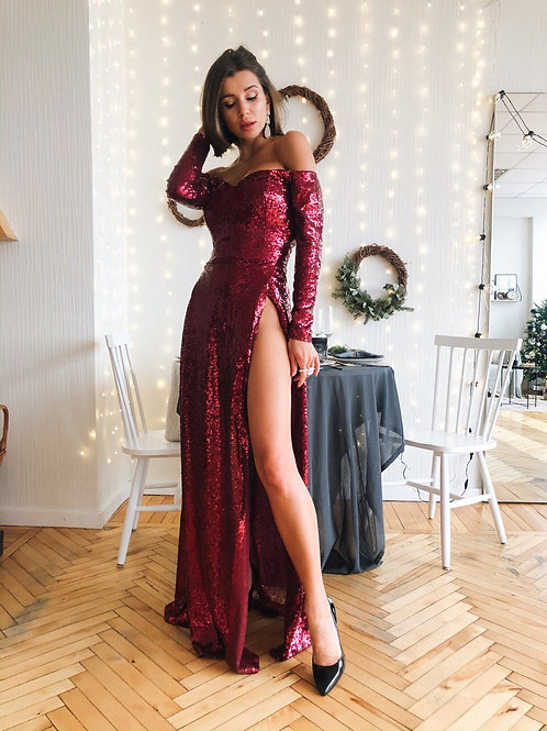 Платье Миссис