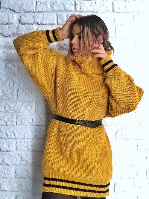 Супер объёмный свитер