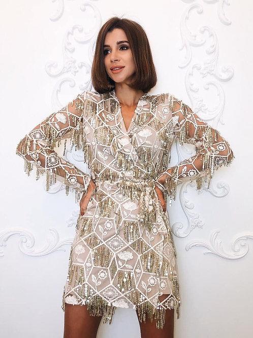 Платье  Кутюрье