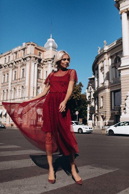 Платье Юка