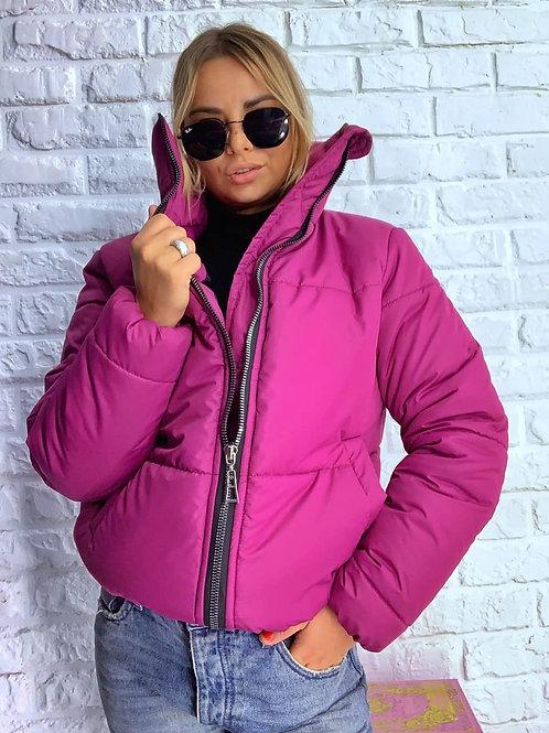 Объёмная куртка