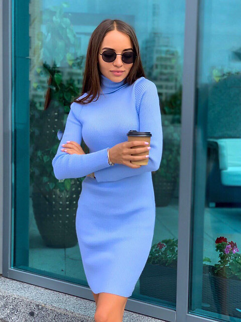 Платье-резинка